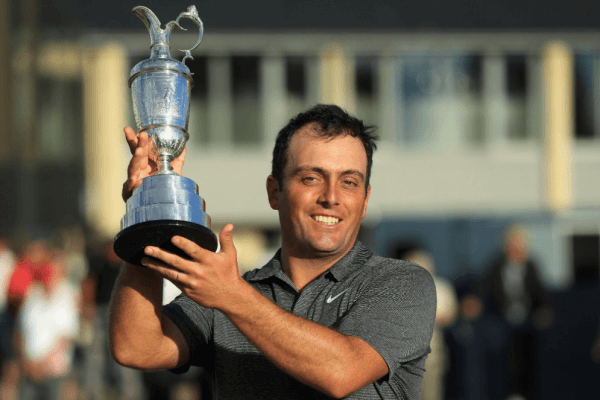El golfista turinés fue uno de los grandes nombres del deporte en el 2018. Foto: @TheOpen