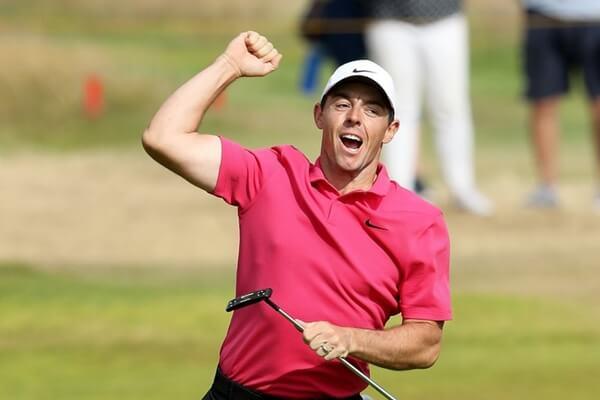 Rory McIlroy, PGA Tour, Carnoustie, The Open,