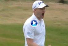 Russell Knox gana el Irish Open con dos tremendos purazos y una cruel corbata de Ryan Fox (VÍDEO)