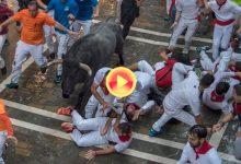 Los peligrosos toros de Escolar protagonizaron el 2º encierro de San Fermín 2018 sin heridos (VÍDEO)