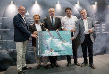 Volvo Ocean Race: Alicante Puerto de Salida de la Vuelta al Mundo a Vela ya tiene su sello postal