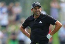 Sergio enciende las alarmas a una semana del US Open. Falla el corte en Canadá tras dos días malos