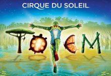 El Circo del Sol, con toda su magia, ya está en Alicante con su nuevo espectáculo TOTEM