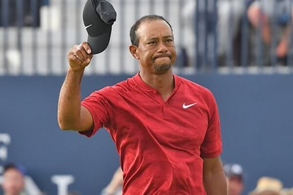 Tiger revienta las audiencias televisivas del Open. Fue la más alta desde que lo ganara en el año 2000