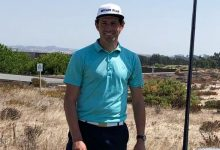 Alfredo García-Heredia ya tiene a tiro el título de la cuarta prueba del Seve Ballesteros PGA Tour 2018
