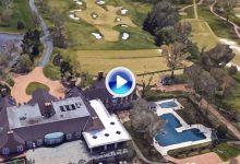 El US PGA Champ. cumple 100 años en el Bellerive CC de San Luis, conózcalo a vista de pájaro (VÍDEO)