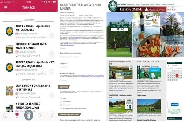 Bonalba Golf entra en la era digital gracias a un ambicioso sistema que gestiona toda su actividad