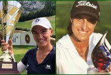 Marta Sanz y Elia Folch reinaron esta semana entre la Armada con sus triunfos en Francia y Michigan