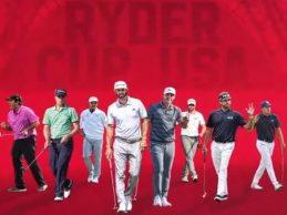 Estados Unidos ya tiene su equipo Ryder Cup a falta de que Jim Furyk anuncie sus cuatro invitaciones