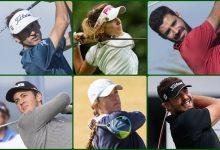 Los Tours masculino y femenino se dan la mano en Gleneagles. 6 españoles/as en los European Champ