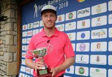 Jacobo Pastor gana la tercera prueba del Seve Ballesteros PGA Tour 2018 con record en Neguri