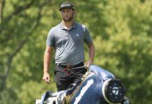 Rahm volvió a demostrar su honestidad en el PGA, penalizó tras informar que había pisado la bola