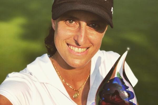 La madrileña Marta Sanz se estrena en el Symetra de la LPGA al conquistar el Firekeepers en Michigan