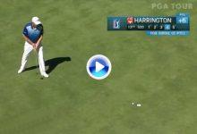 El Golf es duro… Si creen que han visto una corbata es porque no vieron la 360º de Harrington (VÍDEO)