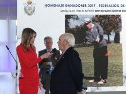 Fallece Ricardo Goytre, Medalla de Oro al Mérito en Golf de las Federaciones Española y de Madrid