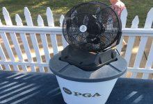 La trastienda del PGA: Ventiladores en las gradas, sándwich y agua a 17$ y 25′ para pagar el souvenir