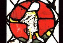 ¿Sabías que…? Esta vidriera policromada del XIV es la imagen más antigua del golf en el mundo