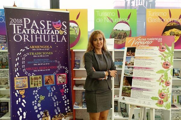 La Oficina de Turismo de Orihuela ha recibido este verano un 35% más de extranjeros