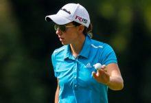 Carlota amenaza con escribir un final feliz en el cuento chino del LPGA Shanghai al situarse colíder