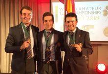 Alex del Rey, Campeón del Mundo en Irlanda: «Hay que darlo todo, nada se consigue sin esfuerzo»