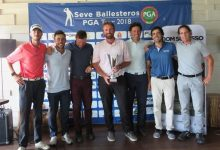 Joao Carlota gana la 4ª prueba del Seve Ballesteros PGA Tour y España reconquista la Copa Ibérica