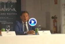 Reviriego: «Valderrama estará en el AVM al mismo nivel que los mejores torneos del mundo» (VÍDEO)