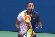 Federer deja boquiabierto a su rival y al mundo entero con este increíble golpe en US Open (VÍDEO)
