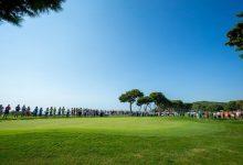 """""""Va por ti, Celia"""". El Mediterranean Ladies Open comenzó con un emotivo homenaje a Celia Barquín"""
