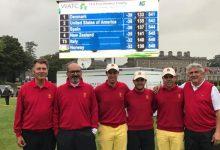 Alejandro del Rey ¡campeón del mundo en Irlanda! España logra el bronce en el apartado por equipos