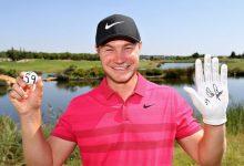 Oliver Fisher hace historia en el Tour Europeo al ser el primer jugador en firmar ¡59 golpes! (Incl. VÍDEO)