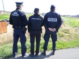 La Ryder Cup se blinda con policía europea. Alemanes y españoles, entre los efectivos elegidos