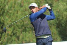 Sebastián García Rodríguez en busca de su victoria en el Campeonato de la PGA en Riocerezo