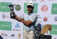 Sebastián García gana por segundo año consecutivo el Campeonato de España de Profesionales