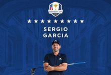 Sergio García viajará a París: «Estoy deseando que llegue la Ryder Cup, voy dispuesto a darlo todo»