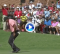 Tiger vuelve a liderar un torneo tras la 1ª jornada gracias a este purazo para eagle en el 18 (VÍDEO)