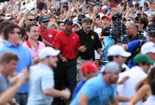 """Tiger alucinó con con el público congregado en East Lake: """"Fue diferente a todo lo que he vivido"""""""