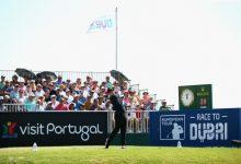 Lewis repite triunfo en el Portugal Masters en un vibrante final con Sergio subiéndose al Top 7