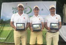 Cuarto triunfo consecutivo del joven Tomy Artigas en el Open de San Marino de Pitch & Putt