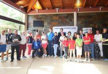 El II Trofeo de Golf Diputación de Alicante reúne a más de 200 jugadores del panorama nacional