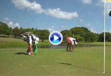 Nuevas Reglas de Golf (16): El caddie podrá marcar y levantar la bola con o sin consentimiento (VÍDEO)