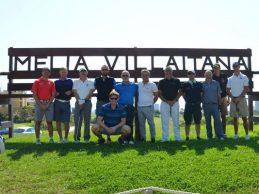 Eduardo Celles, maestro de golf y profesor de Jon Rahm, imparte un clínic en Meliá Villaitana GC