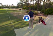 Nuevas Reglas de Golf (20): Con fuera de límites o bola perdida se podrá usar una regla local (VÍDEO)