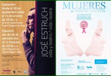 Agenda Cultural: Citas en la Provincia con la Diputación de Alicante (Semana 15 al 21 octubre)