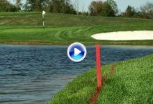 """Nuevas Reglas de Golf (11): Los obstáculos de agua pasan a llamarse """"áreas de penalización"""" (VÍDEO)"""