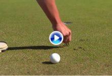 Nuevas Reglas de Golf (8): Podrán repararse daños y marcas en el green además de piques (VÍDEO)