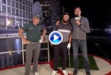 """""""Beef"""" se lleva el segundo Hero Challenge del 2018 gracias a este dardo en la final ante Dunne (VÍDEO)"""