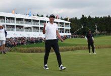Rafa vuelve a bordar el golf en la CJ Cup y finaliza en el podio tras un gran final. Koepka, amo y señor
