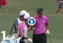 Por golpes como estos Brooks Koepka se ha llevado el premio al Jugador del Año en el PGA Tour (VÍDEO)