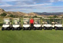 Font del Llop Golf Resort amplía su flota de buggies con la adquisición de 6 nuevas unidades EZ-GO RXV