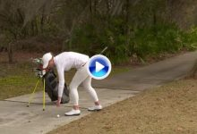Nuevas Reglas de Golf (6): Al tomar alivio se podrá cambiar la bola si el jugador lo desea (VÍDEO)